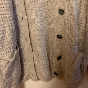 bp Sweaters - BP for Nordstrom soft fuzzy grandpa cardigan